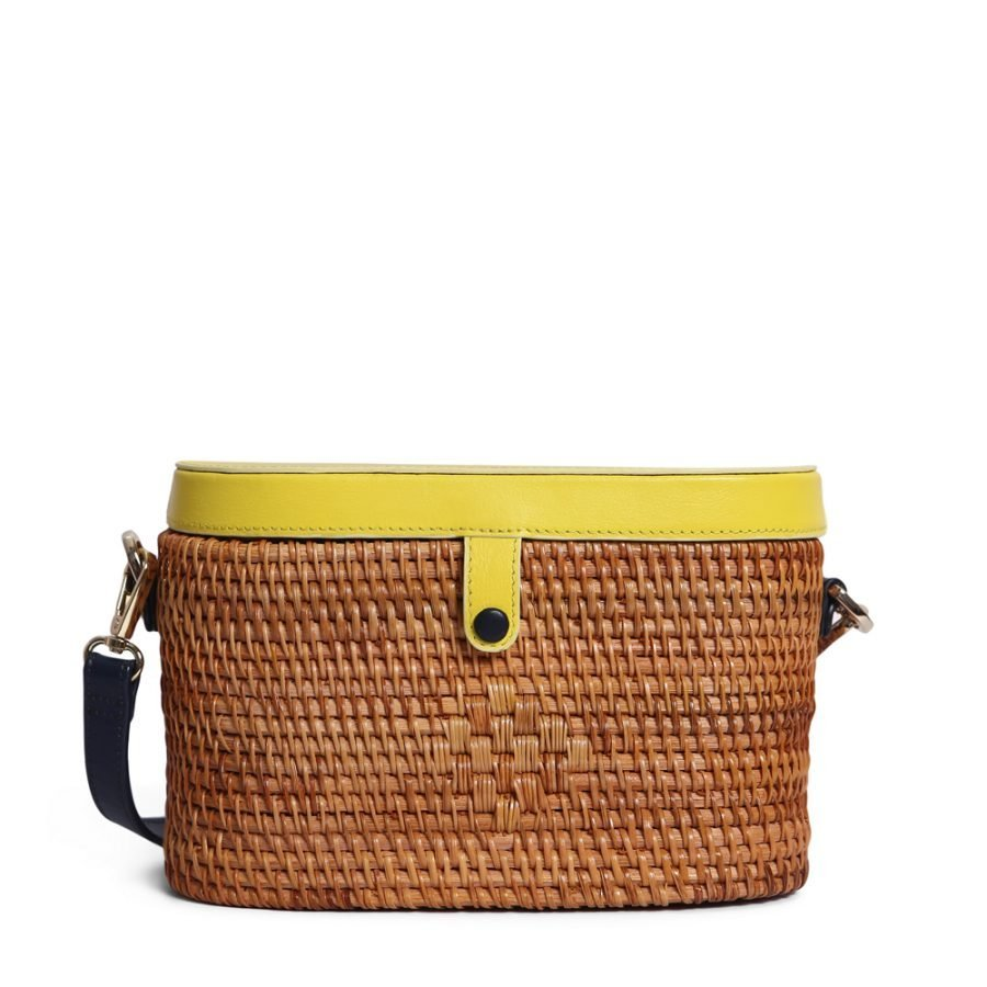 STRAW_AND_LEATHER_SHOULDER_BAG_HANDMADE IN VIETNAM